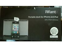 Docking stations for iphone 3 3G 3GS 4 4S +Ipods