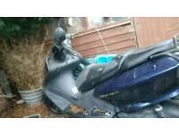 Yamaha majesty 125 spares or repair
