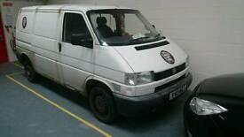 VW T4 1.9TD 2001