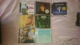 Cds albums and singles