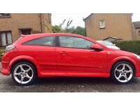SRI Astra exterior pack flame red