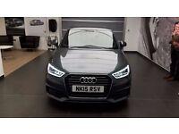 Audi A1 1.4 TFSI S Line (150PS) 3dr Grey 2015 , Service pack until 50k/2020