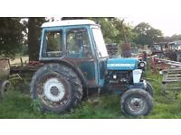 Ford 4610 Diesel Tractor