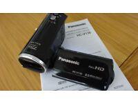 Panasonic HC-V130 HD video camera