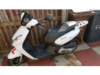 Peugeot moped 13 plate