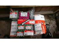 Studs screws wall fixing, floor fixings, wall plugs, post fixing, anchor bolts studs