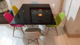 Foldout Height Adjustable Coffee/Dining Table and/or Chairs