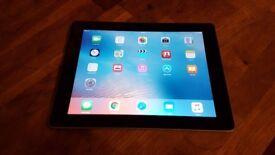 Apple iPad 2 - 16GB WI-FI, Black 9.7 inch inch screen