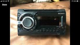 Sony WX-800Ui Double Din Car Stereo CD MP3 USB