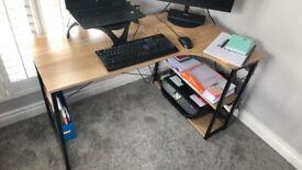 Office Desk- Home Office Setup