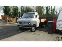 Classic 1974 Bedford CF1 Dropside Truck £4200