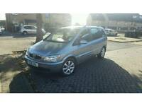 VAUXHALL ZAFIRA 2.0 DTI 2005 FULL SERVICE HISTORY 12MONTHS MOT 2 OWNERS HPI CLEAR BRILLIANT DIESEL