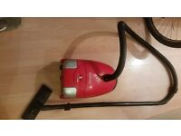 Pro- action vacuum cleaner