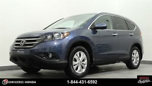 2013 Honda CR-V Touring 4WD cuir toit mags