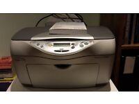 Epson Stylus CX5200 Printer/Scanner plus Inks