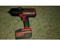 """Snap on 1/2"""" drive monster impact wrench"""