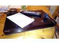 Samsung bluray Hdd dvd player