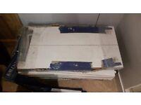 White Ceramic Tiles High Quality Designer Baldocer