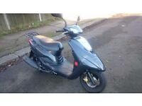 Yamaha Vity 125 full service history, ready to ride!