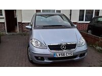 Mercedes BENZ A Class 2006 only two previous keepers