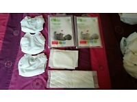 Mothercare reusable cloth nappy pack