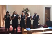 Gospel Singers - Funeral, Cremation and Memorial Services