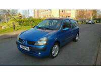 2001 clio 1.2 petrol starts and drives £350