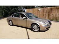 2002 JAGUAR S-TYPE SE V6 2.5 Petrol, Auto, Excellent Condition, Owned for 10 Years, Leathers