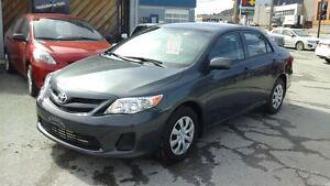 2012 Toyota Corolla CE,BASE,AUTOMATIQUE,41 K