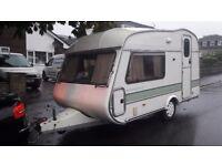 Windrush Cotswold caravan
