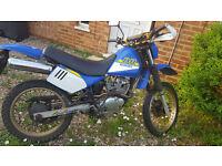 Suzuki DR 125- 1989