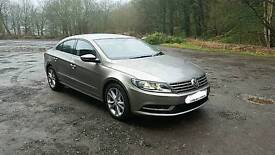 2012 VW CC ONE OWNER FULL HISTORY CAM BELT AND WATER PUMP DONE NEW MOT 2 KEYS + WARRANTY