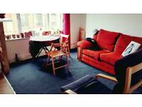 Large bedroom is available in 2 bedroom flat in Victoria Park
