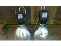 Thorlux Ballast unit Lamps
