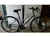 """Apollo Excelle Womens Hybrid Bike 24"""""""