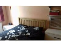Room with double bed for £375/month