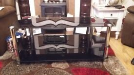 TV stand/cabinet . Big enough to hold a 60 inch tv