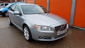 Volvo S80 2.0 D4 Executive Geartronic 4dr (start/stop)