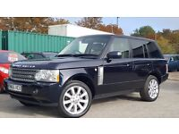 SUPERCHARGED RANGE ROVER ++FABULOUS CAR++