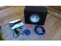 "Pioneer VCCS 12"" Subwoofer in box"