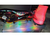 EA SPORTS .X MERCURIAL SUPERFLY. LIMITED EDITION . UK SIZE 9