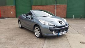 ''lowest Price Around!!!'' 2009 Peugeot 207 CC 1.6 THP GT 2dr