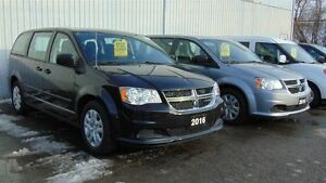 2016 Dodge Grand Caravan CVP - BRAND NEW - BLOWOUT PRICE