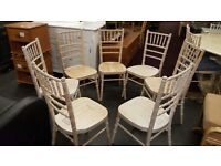 set of 6 chairs for sale