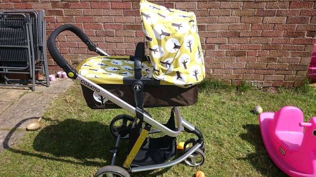 Cosatto Giggle Treet Pushchair In Aston South Yorkshire Gumtree