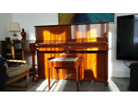 Kawai K2 Professional upright piano in Walnut new in 2007