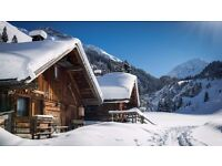 5* Chalet Resort Manager Sought in Val'D'isere - France