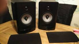 Boston A26 speakers