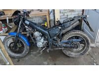 Derbi Senda Cross City 125 Spares or Repairs