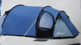 OUTWELL GALVERSTON TENT (Used Once!) with Mallet, Tent pegs etc.